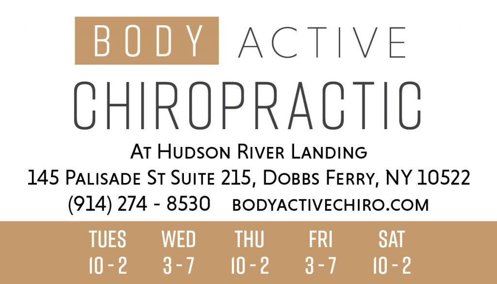 Body Active Chiropractic Dobbs Ferry, NY